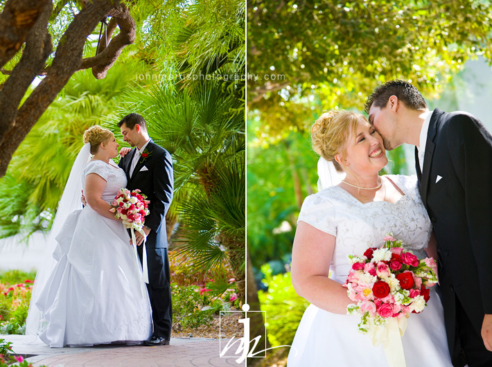 las vegas lds temple wedding