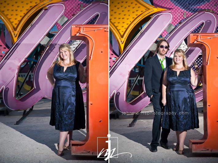 Las Vegas Neon Boneyard Photographer