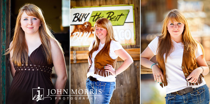 Senior Portraits in Las Vegas