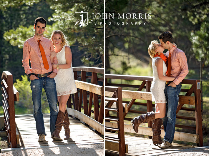 Engagement Shoot by John Morris Photography
