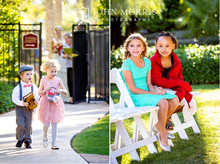 Wedding at JW Marriott by John Morris Photography